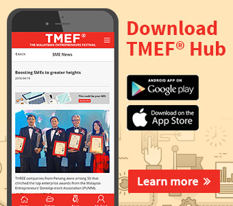 Download TMEF Hub